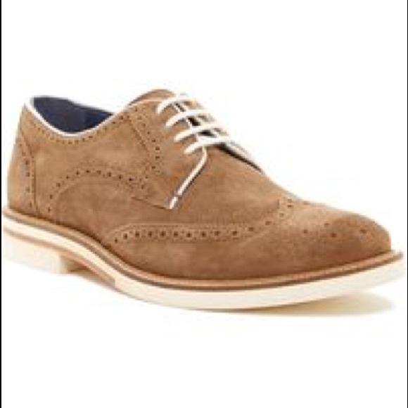 97c78e878 Ted Baker Archerr 2 Oxford Shoe In Light Tan